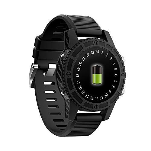 MOLINB Slim horloge 4G Smart Watch-telefoon 1G + 16G Android 7.0 Hartslagmeter GPS Smartwatch WiFi BT 4G LTE Slimme armband IP67 Waterdicht