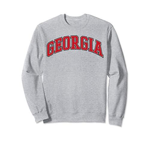 Vintage Georgia Bulldogs Sweatshirt