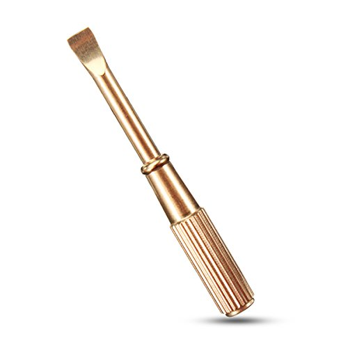 KUNSE Pulsera Destornillador de la Pulsera reparación Destornillador Herramienta-Oro Rosa