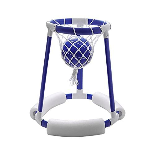 Juego De Piscina De Baloncesto Inflable Juguetes De Baloncesto Inflable De Verano Aro De Baloncesto Flotante Gigante Y Bola Inflable Para Piscina Y Deportes Acuáticos Para Niños Adolescentes Adultos