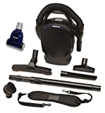 Oreck Ultimate Handheld Bagged Canister Vacuum Bundle with Handheld Pet Hair Turbo Brush, CC1600-TB