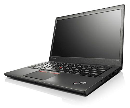 Lenovo ThinkPad T450s - Ordenador portátil (35,6 cm/14', Intel Core i7 5600U, 2,6 GHz, 8 GB de RAM, 512 GB SSD, Win 10 Pro)