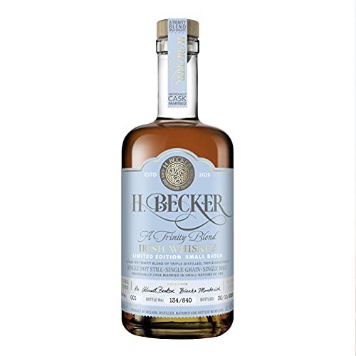 H. Becker Irish Whiskey Trinity Blend I...