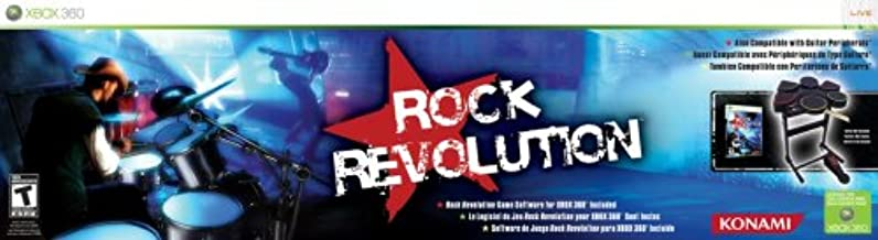 Rock Revolution with Drum Kit -Xbox 360