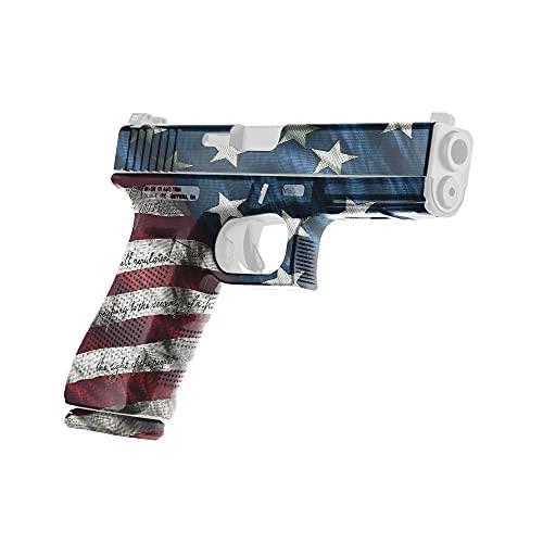 GunSkins Pistol Skin Camouflage Kit DIY Vinyl Handgun Wrap with Pre-Cut Pieces, Victory from Proveil Camo