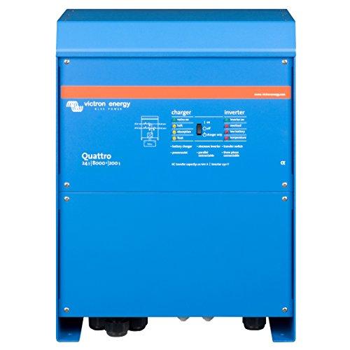 VICTRON ENERGY Quattro 24/8000/200-100/100 230V VE.Bus - QUA248020010