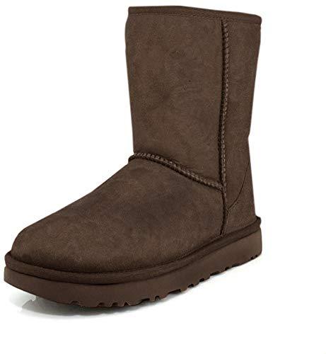 UGG Female Classic Short II Classic Boot, Chocolate, 5 (UK)