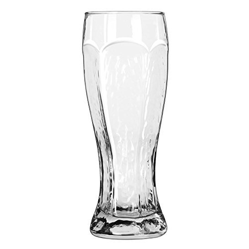 Libbey 2478 Libbey Glassware Chivalry 23 oz. Giant Beer Glass