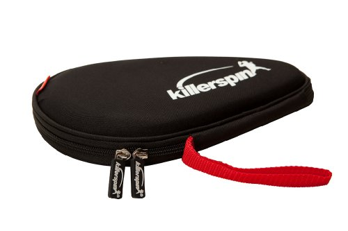 Killerspin Hard Table Tennis Paddle Bag - Ping Pong Case That Holds...