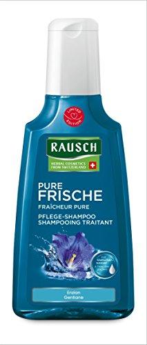 Rausch Enzian - Champú con agua glacial, 200 ml, edición limitada