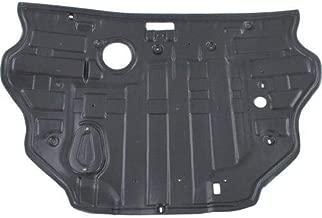 Go-Parts - OE Replacement for 2011-2014 Hyundai Sonata Rear Engine Splash Shield 29130-3S100 HY1228172 Replacement For Hyundai Sonata