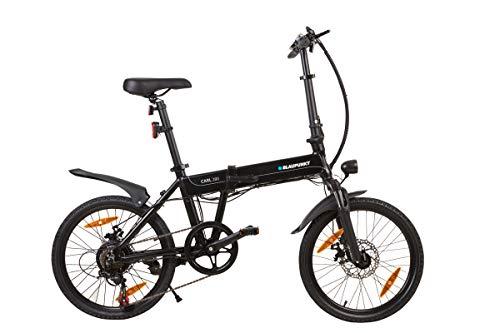 Blaupunkt Carla 180-16 Zoll faltbares Pedelec, E-Bike, Elektrofahrrad - 13,8 kg, 250 Watt