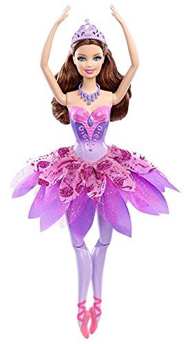 Mattel X8814 Barbie Ballerine Rêve de Danseuse étoile Mauve
