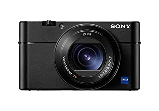 "Sony DSC-RX100M5 Fotocamera Digitale Compatta Cybershot da 20.1 Megapixel, Sensore CMOS Exmor RS da 1"", Obiettivo Zeiss Vario-Sonnar T con Zoom Ottico 2.9x, Nero (B01MAVP2ZJ) 