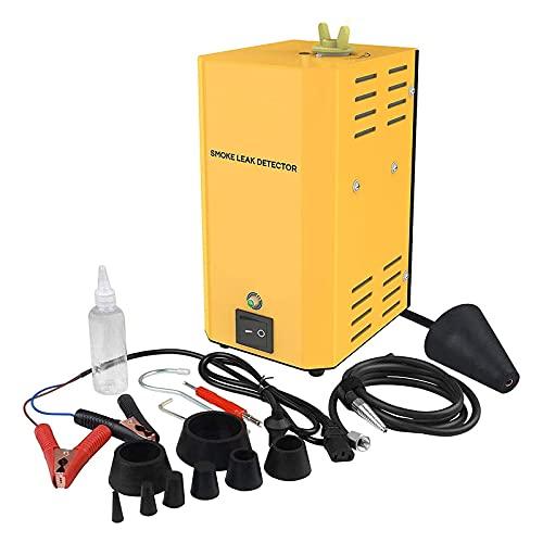 OURANTOOLS AUTOOL SDT-106 Détecteur de Fuite de Fumée Voiture EVAP, DC12V de Tuyau Carburant Testeur pour Véhiculesfor Motos SUV