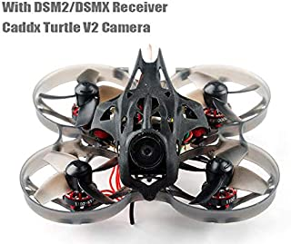 Mobula7 V2 HD 2-3S 75mm Indoor Micro RC Brushless FPV Whoop Drone BNF w/DSMX Receiver (CADDX Turtle V2 HD Camera Included)