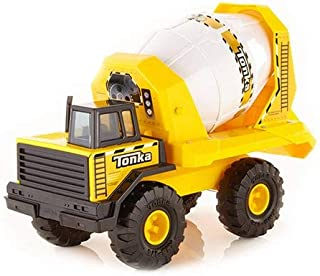 Tonka Toughest Mighty Dump Truck (Cement Mixer)