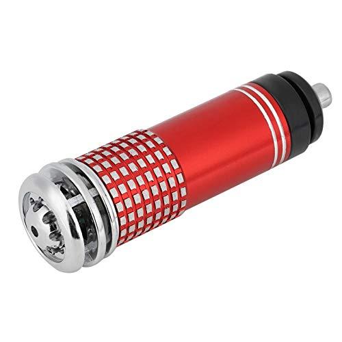 Purificador de aire de 12V Mini purificador de aire para automóvil Bar Purificación Accesorios interiores Elimina gérmenes, filtra alergias, polen, humo, polvo, caspa de mascotas,