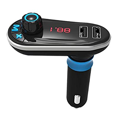 MATCC FM Transmitter Car Bluetooth MP3 Player F...