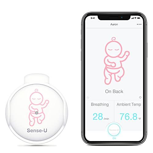 Sense-U baby breathing monitor