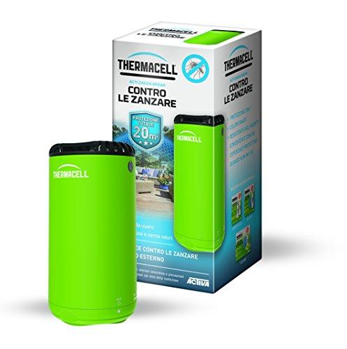 Thermacell Mini Halo Verde Protezione contro le zanzare