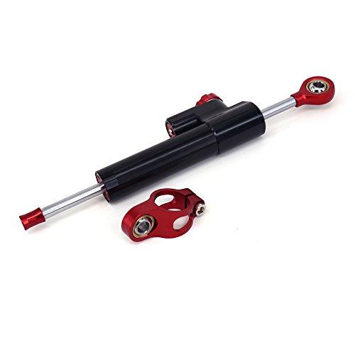 CNC Universal Lenkungsdämpfer Stabilizer für Honda CBR250R CBR300 CBR600RR 1000