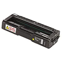Ricoh 406046 OEM Toner - SP C220DN SP C220N SP C220S SP C221DN SP C221N SP C221SF SP C222DN SP C222SF SP C240SF Black Toner (2000 Yield) by Ricoh