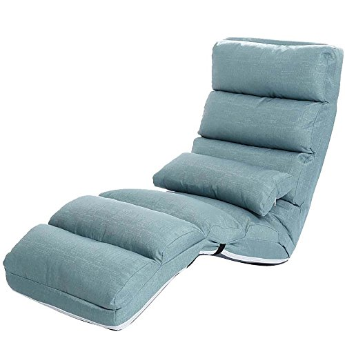 MILAYA JI Bin Shop® Sofa Paresseux Simple de Dossier de Chaise de Salon Sofa Pliable de Salon de Balcon de Chaise + (Couleur : # 2, Taille : 175 * 56cm)