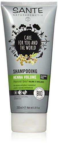 Sante CHAMPU Henna Volumen-Shampoo