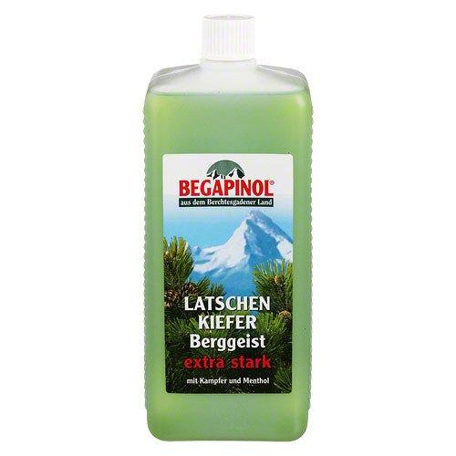 BEGAPINOL Latschenkiefer Berggeist extra stark 1000 ml