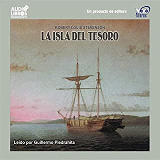 La Isla del Tesoro [Treasure Island] audiobook cover art