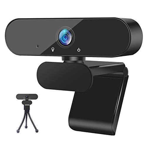 Get 17% off a 1080P webcam tripod stand