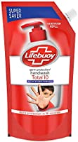 Lifebuoy Total 10 Activ Silver Germ Protection Handwash Refill, 750 ml