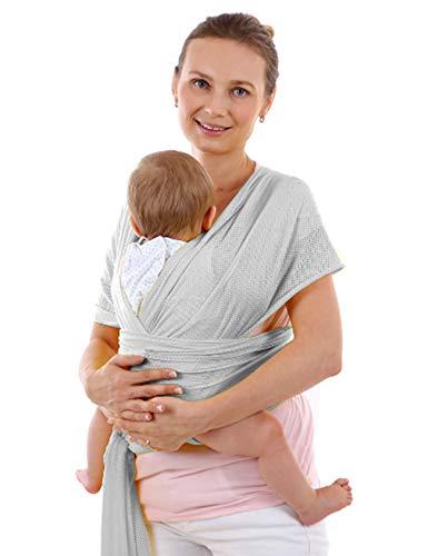 Jueshanzj - Verano Portabebés para Llevar al Bebé