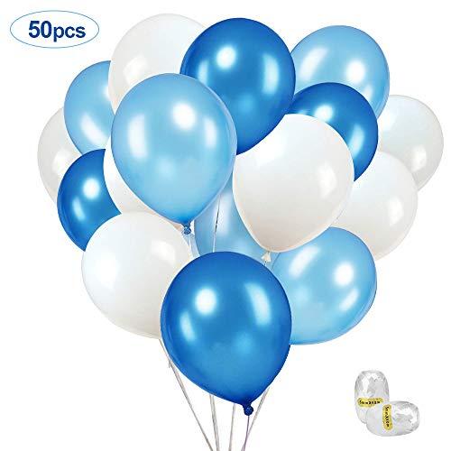Lila SPECOOL Luftballons Garland Arch Kit Wei/ß Party-Luftballons Perfekt f/ür Geburtstagsfeier Hochzeit Party und Baby Dusche Party,Festival Dekoration 103 St/ück Latex Luftballons Blau