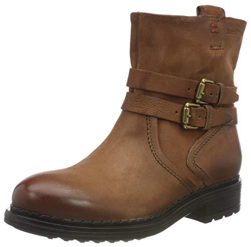 Marc O'Polo Damen 00816026001203 Halblange Stiefel, 720 Cognac, 40 EU