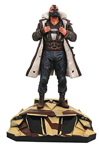 DC-Diorama de la colección Movie Gallery de Diamond Select del personaje Bane e la película Dark Knight Rises Estatua, multicolor, Estándar Toys OCT182229 , color/modelo surtido