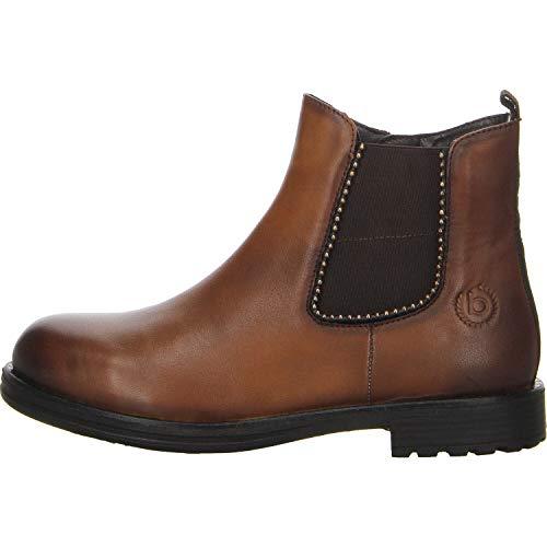 Bugatti 431-80631-4100 Janika - Dames schoenen laarzen - 6300-cognac, Maat: 38 EU