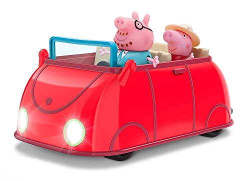 Peppa Pig Lights & Sounds Family Fun Car