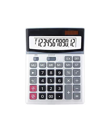 Taschenrechner 12-stellige Anzeige...