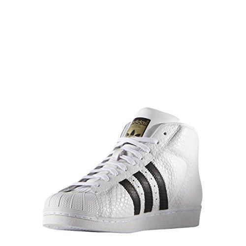 adidas Originals Superstar Pro Modelo Animal zapatillas blancas S75068, Size:40 2/3 ⭐