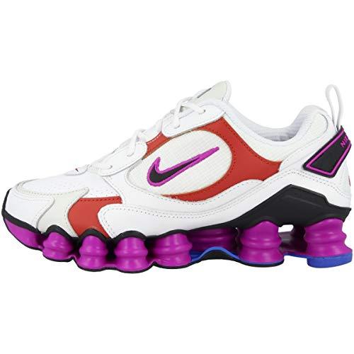 Nike AT8046-100, Running Shoe Womens, White/Black-Hyper Violet-Racer Blue