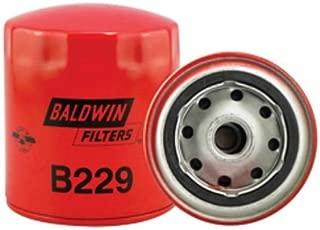 Filter - Lube Full Flow Spin On B229 Case 1390 1290 1294 4890 580 1494 1490 1394 1190 1194 2870 1690 1594 Kubota L4150 M5030 David Brown 995 990 885 996 1210 International 385 Case IH Gehl Isuzu