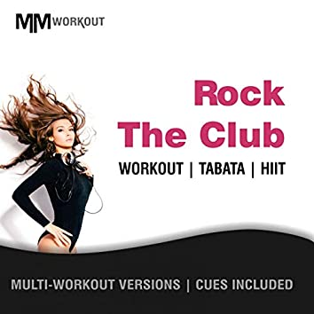 Rock the Club, Workout Tabata HIIT (Mult-Versions, Cues Included)