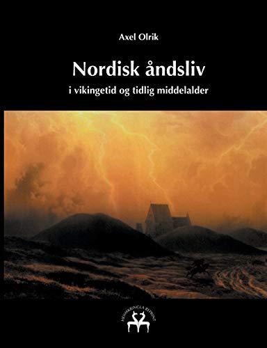 Nordisk åndsliv: i vikingetid og tidlig middelalder
