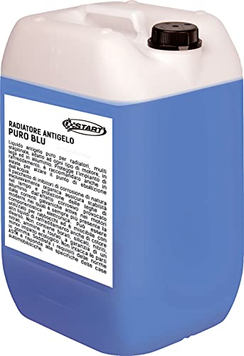 START Líquido Radiador Anticongelante Puro Azul 25kg