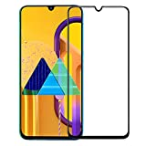 WOZTI Tempered Glass Screen Protector for Samsung Galaxy F41 / M21 / M31 / M30s / M30 / A30 / A50 /...