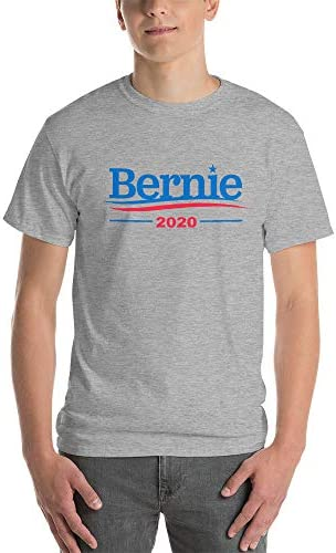 Bernie Sanders 2020 for President Men s Heather Gray Shirts Small product image