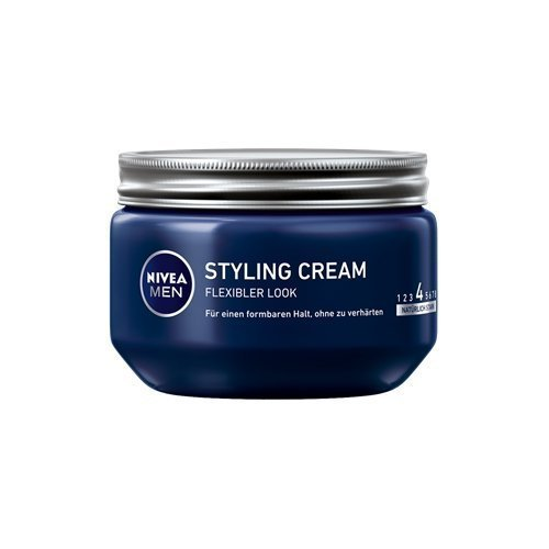 Nivea Haargel Styling Cream Men 150ml, 1er Pack (1 x 150 ml)