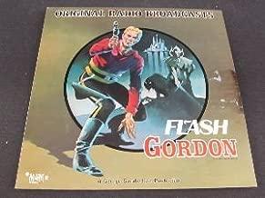 Flash Gordon Original Radio Broadcasts Lp Mark 56